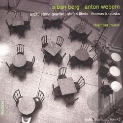 Arditti String Quartet / Berg / Webern - Berg, Webern: Chamber Music CD Cover Art