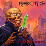 Necro - Pre-Fix for Death CD Cover Art