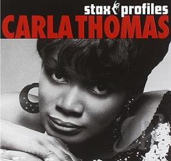 Thomas, Carla - Stax Profiles CD Cover Art