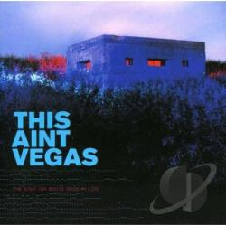 This Ain't Vegas - Night Don Benito Saved My Life CD Cover Art