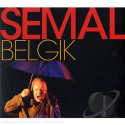 Semal, Claude - Belgik CD Cover Art