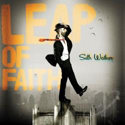 Walker, Seth - Leap of Faith CD Cover Art