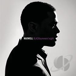 Maxwell, - Blacksummers' Night CD Cover Art