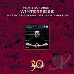 Goerne / Johnson / Schubert - Schubert: Winterreise CD Cover Art
