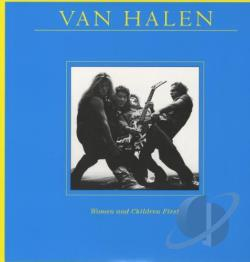 Van Halen - Women and Children First LP Cover Art