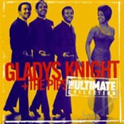 Knight, Gladys & The Pips - Ultimate Collection CD Cover Art