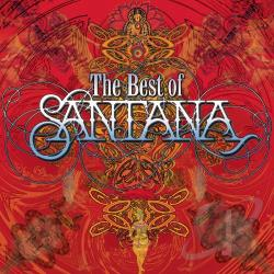Santana - Best of Santana CD Cover Art