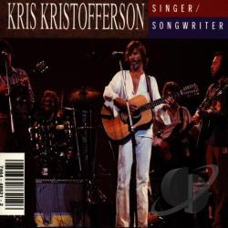 Kristofferson, Kris - Singer/Songwriter CD Cover Art
