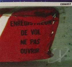 Exhaust - Enregistreur CD Cover Art