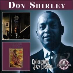 Shirley, Don - Water Boy/The Gospel According to Shirley CD Cover Art