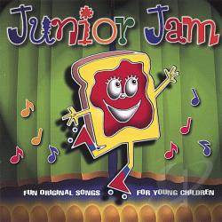 Eisenberg, Jeff - Junior Jam 1 CD Cover Art