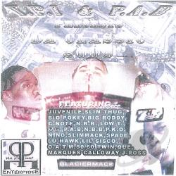 Y.PI presents P.A.B & 2G - Da Classic 2005 CD Cover Art