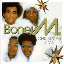 Boney M - Christmas Time CD Album