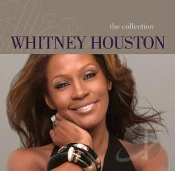 Houston, Whitney - Collection CD Cover Art