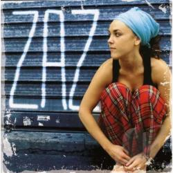 Zaz - Zaz CD Cover Art