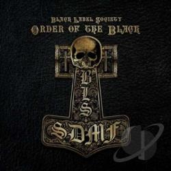 Black Label Society - Order Of The Black LP Cover Art