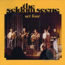 Seldom Scene - Act Four CD Cover Art