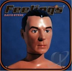 Byrne, David - Feelings CD Cover Art