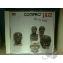 Compact Jazz: Best Of The Blues Compact Jazz CD Cover Art