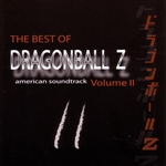 Dragonball Z: Best Of, Vol. 2 CD Cover Art