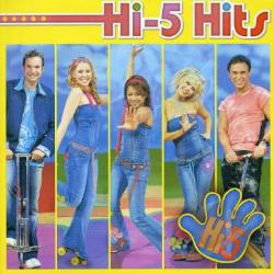 Hi-5 Hits CD Cover Art