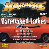 Barenaked Ladies - Karaoke: Barenaked Ladies CD Cover Art