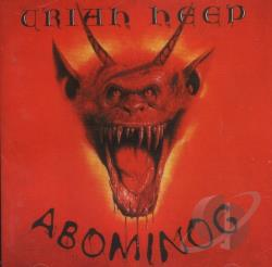 Uriah Heep - Abominog CD Cover Art