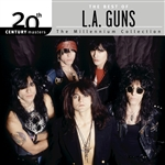 L.A. Guns - 20th Century Masters - The Millennium Collection: The Best of L.A. Guns CD Cover Art