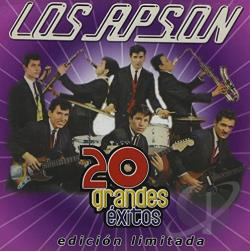 Los Apson - 20 Grandes Exitos CD Cover Art