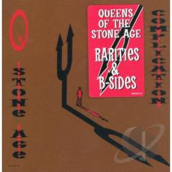 Queens Of The Stone Age - Stone Age Complication CD Cover Art