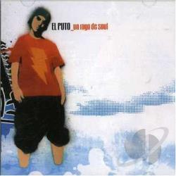 El Puto - Un Rayo de Soul CD Cover Art