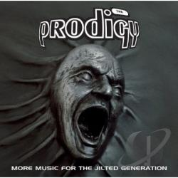 Prodigy - Music for the Jilted Generation CD Cover Art