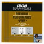 Lawrence, Donald - Seasons (Performance Tracks) - EP DB Cover Art