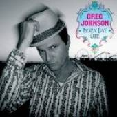 Johnson, Greg - Seven Day Cure CD Cover Art