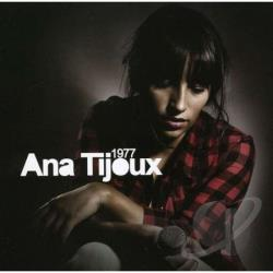 Tijoux, Ana - 1977 CD Cover Art