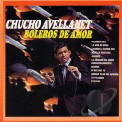 Avellanet, Chucho - Boleros De Amor CD Cover Art