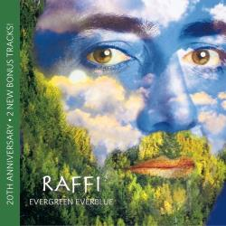 Raffi - Evergreen Everblue CD Cover Art