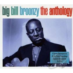 Broonzy, Big Bill - Anthology CD Cover Art