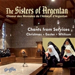 Sisters of Argentan in Chant CD Cover Art