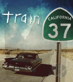 Train - California 37 LP Cover Art