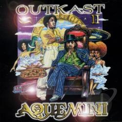 Outkast - Aquemini CD Cover Art