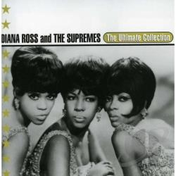 Ross, Diana / Supremes - Ultimate Collection CD Cover Art