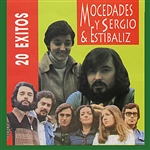 Mocedades Y Sergio - 20 Exitos CD Cover Art