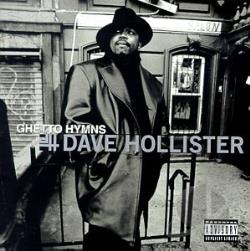 Hollister, Dave - Ghetto Hymns CD Cover Art