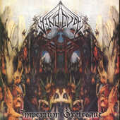 Vindsval - Imperium Grotesque CD Cover Art