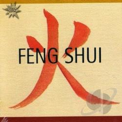 Angelo, Michel - Feng Shui CD Cover Art