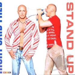 Right Said Fred - Stand Up CD Cover Art
