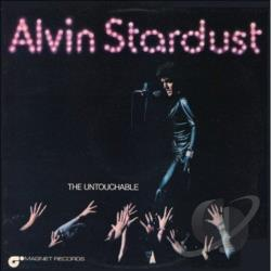 Stardust, Alvin - Untouchable CD Cover Art