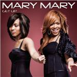Mary Mary - Get Up DB Cover Art