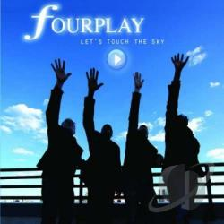 Fourplay - Let's Touch the Sky CD Cover Art
